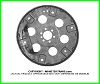 Heavy Duty Flexplate, Chevy 4.3L V6 5.0L/5.7L V8 Engine, Weighted 1955-85