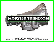 Dodge A518/46RE Gas Heavy Duty Transmission 4WD