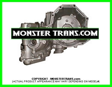 AXOD Transmission Remanufactured 2WD