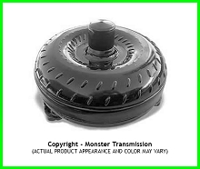 700R4 / 4L60E Torque Converter 1650 Low Stall Heavy Duty 30 Spline w/Lockup