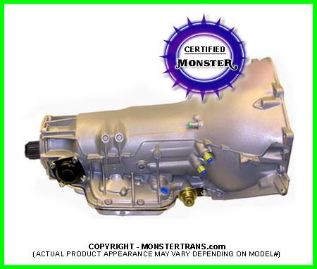 Custom Turbo 400 TH400 Performance Super Duty Transmission 4WD 4x4