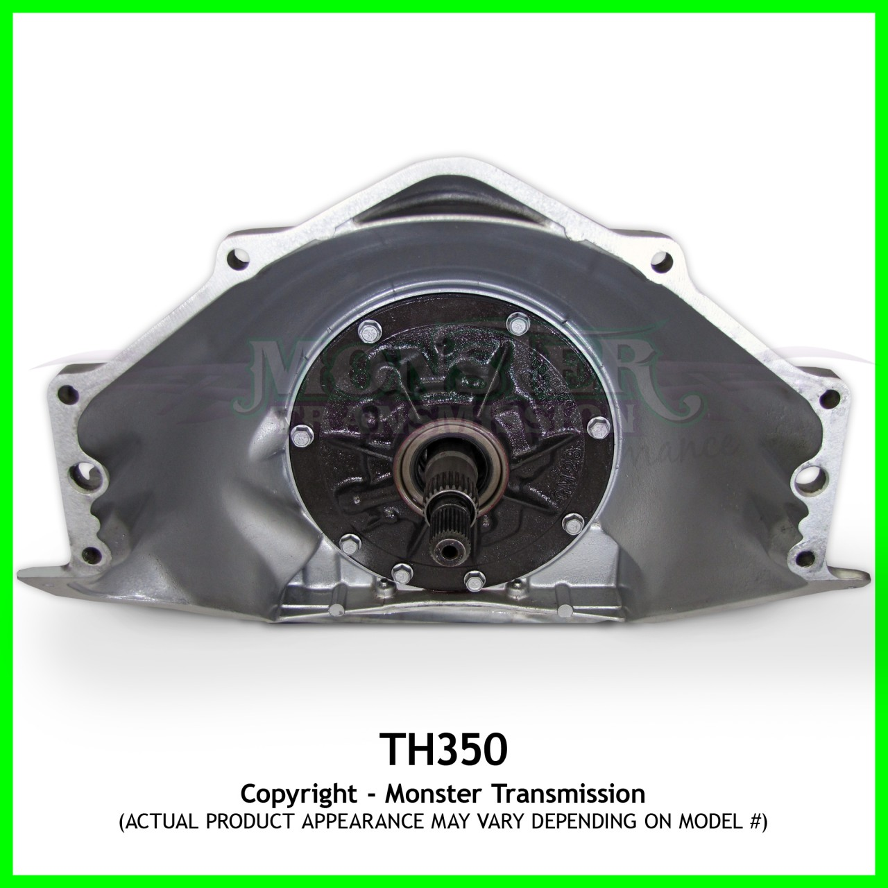 "Torque Converter Replacement >> Turbo 350 TH350 Transmission Mild : 6"" Tail, Rebuilt TH350 Transmission, TH-350, Rebuilt Turbo ..."