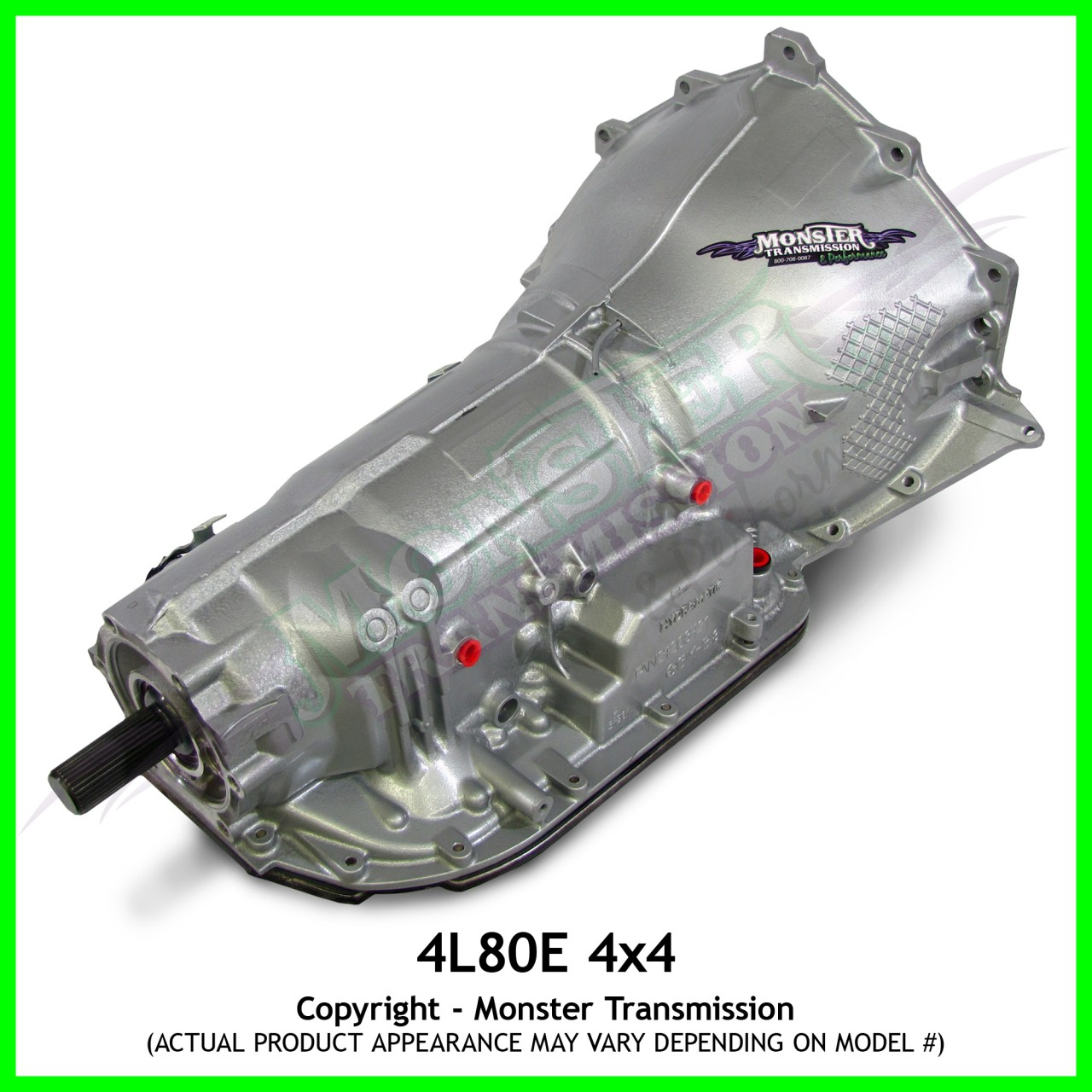 4l80e Transmission 4wd 4x4 4l80 E Heavy Duty 2003 Gmc Transfer Case Identification Rebuild Monster Free Shipping