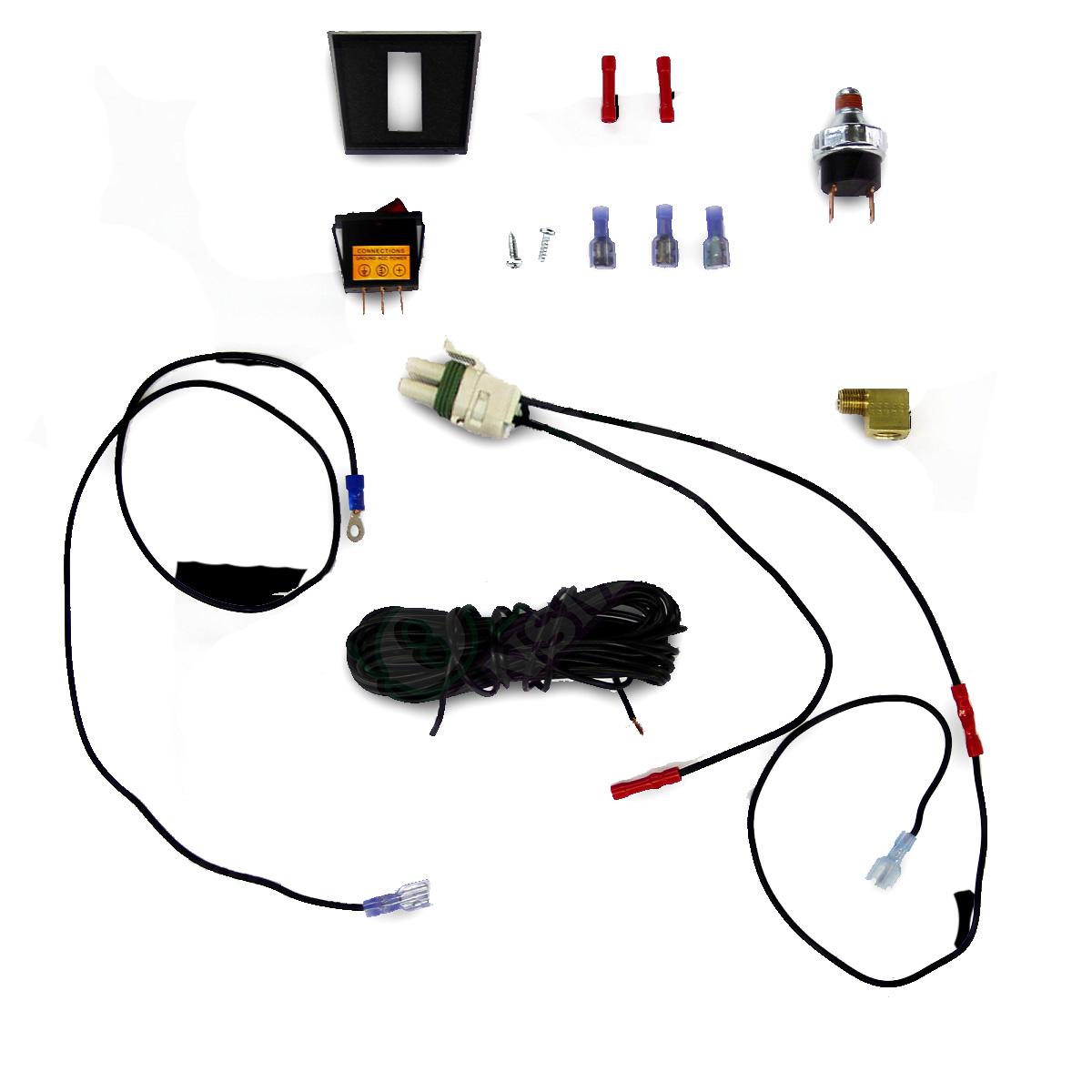 700r4 Converter Lock Up Wiring Kit Diagram