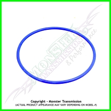 4L65E / 700R4 / 4L60 / 4L60E O-Ring, Servo Cover (Outer Blue) (82-Up)