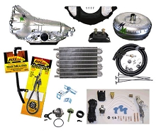 200-4R HD Transmission Master Conversion Package