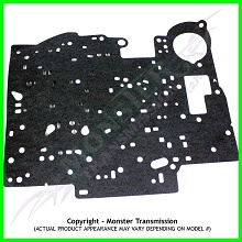 700R4 Gasket, Lower Valve Body, Non Aux (82-86)