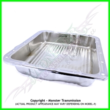 4L65E / 700R4 / 4L60 / 4L60E Chrome Pan (82-06)
