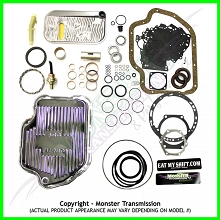 TH-400 SS Mega Monster Transmission Complete Rebuild Kit