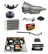 4L60E/4L65E SS Transmission Master Conversion Package 2WD, LS engines