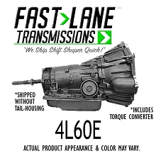 Fast Lane 4L60E Transmission with Free Torque Converter