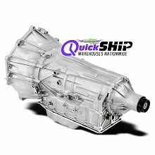 Quick Ship 6L90E Transmission with Free Torque Converter
