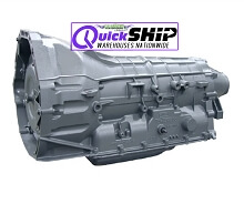Quick Ship 6R140 Transmission with Free Torque Converter