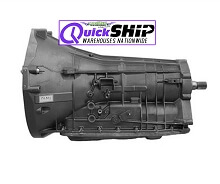 Quick Ship 6R80E Transmission with Free Torque Converter