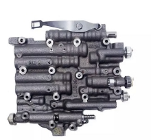 Complete 700R4 Auxillary Valvebody, includes Valves, Gasket, and Solenoids (1987-1993)