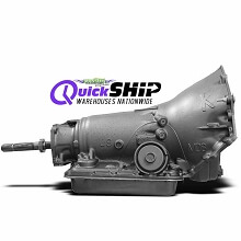 Quick Ship 700R4 Transmission with Free Torque Converter