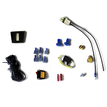 700R4 Universal External Lock-Up Kit