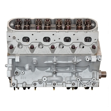 Quick Ship Engine - GM 5.3 Liter GMC Complete Applications (Includes Oil Pan, Front Cover and Harmonic Balancer)