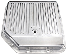 Turbo 350 Aluminum Transmission Pan Stock Depth (TH350)