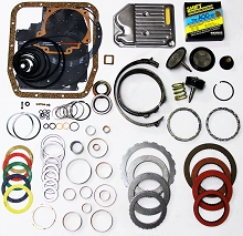 AOD Mega Monster Transmission Complete Rebuild Kit: 1990-93
