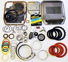 AOD SS Mega Monster Transmission Complete Rebuild Kit: 1990-93