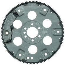 305 Chevy engine 12.85 dia. flywheel w/ weight Flexplate Flywheel for a 1987 Pontiac Firebird RWD OEM 14088765