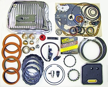 Dodge A518 SS Monster Transmission Complete Rebuild Kit: 1998-2002