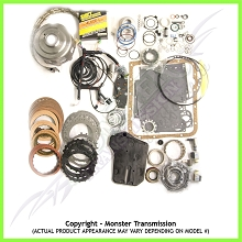 4L60E/ 4L70E Transmission Rebuild Kit, Mega Monster-In-A-Box: 2006-09