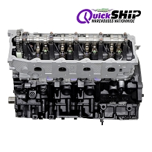 Quick Ship Engine - Chrysler 287(ci) Long Block - Gasket Kit/Oil Pump