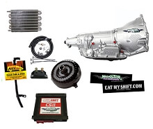 4L80E Transmission 2WD Master Conversion Package