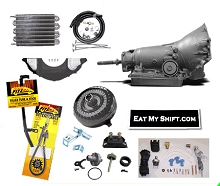 700R4 HD Transmission Master Conversion Package 2WD