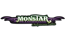 Monster Transmission Large Color Vinyl Decal