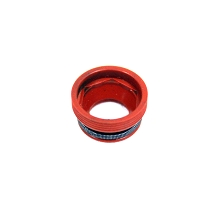 TH400, 3L80 Seal, Speed-O Shaft (Rubber, w/ Spring) (69-98)