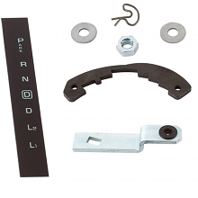 1966-1967 Impala: Overdrive Shifter Kit