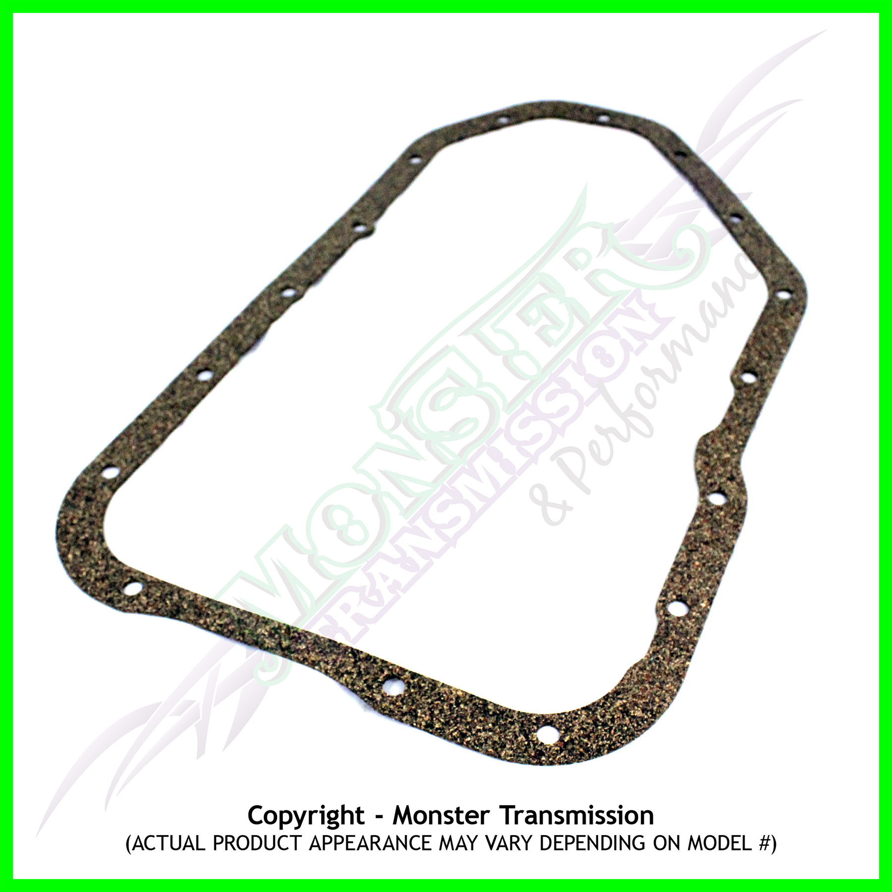 GM Chevrolet Gasket, Pan (Cork) (81-90)