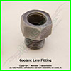 Ford Coolant Line Fitting