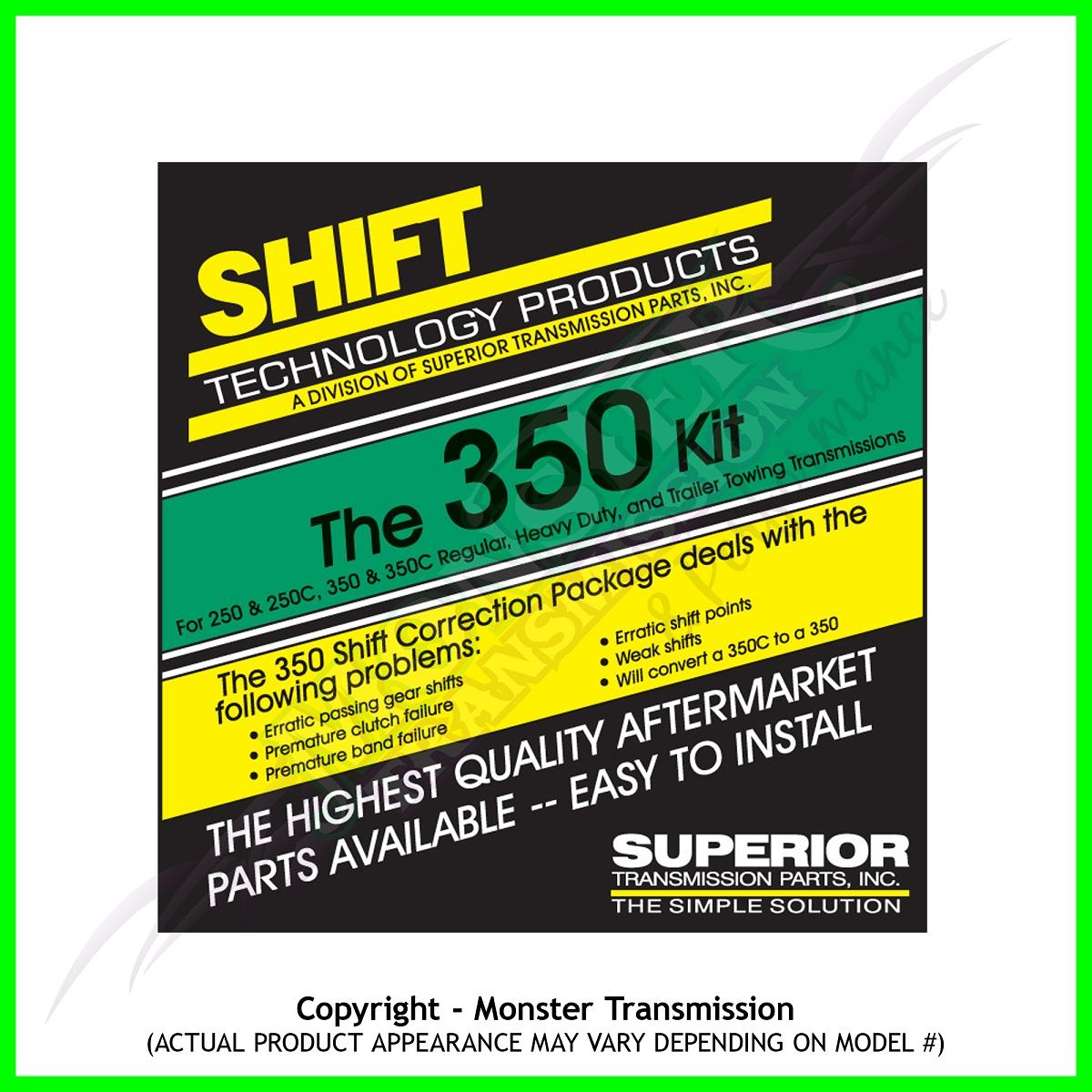 69-up 350 HeavyDuty High Performance Super Rebuild Kit