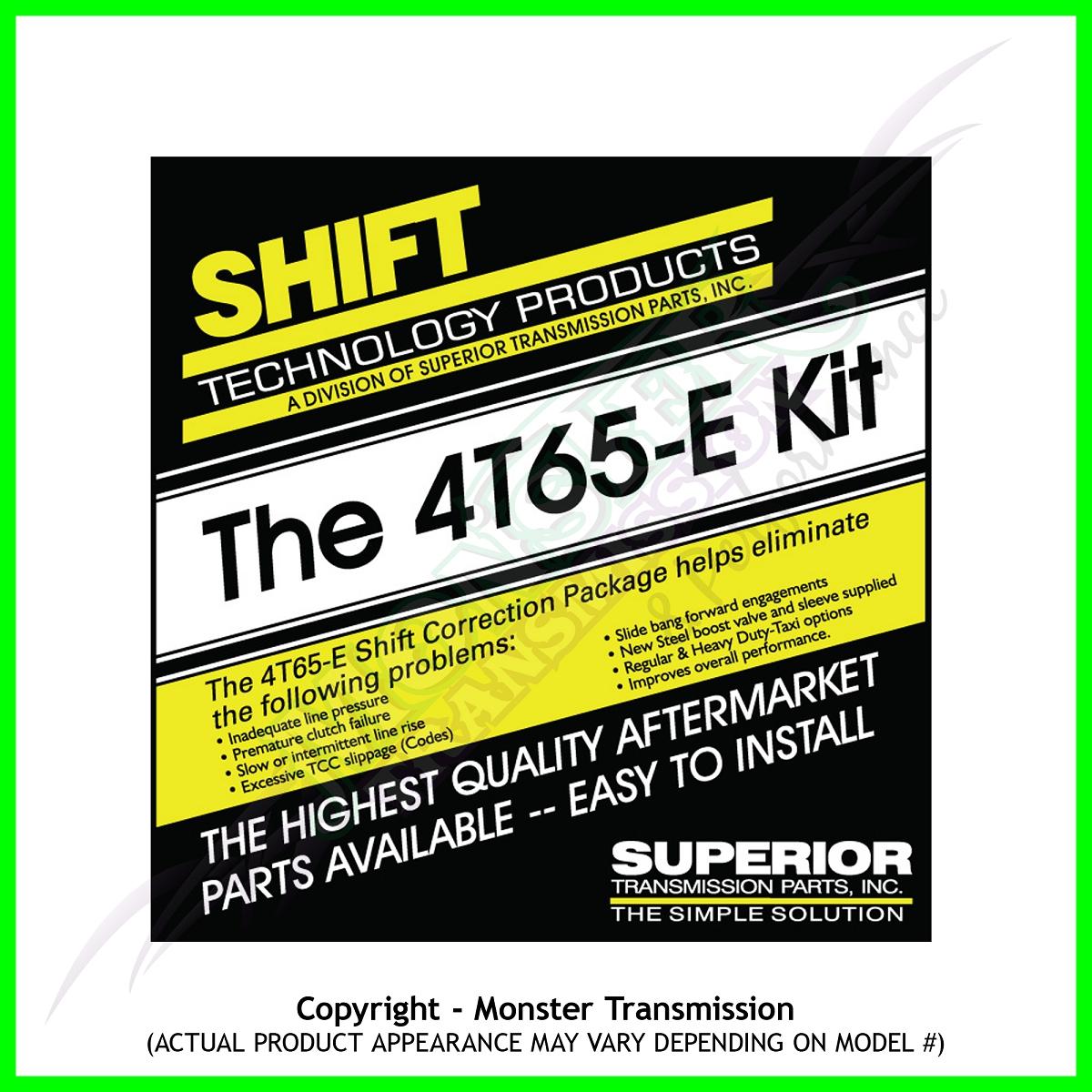 Superior | 4T65-E Kit