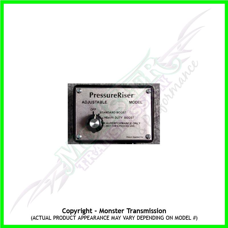 Superior | E4OD (89-E93) Driver Adjustable Pressure Riser