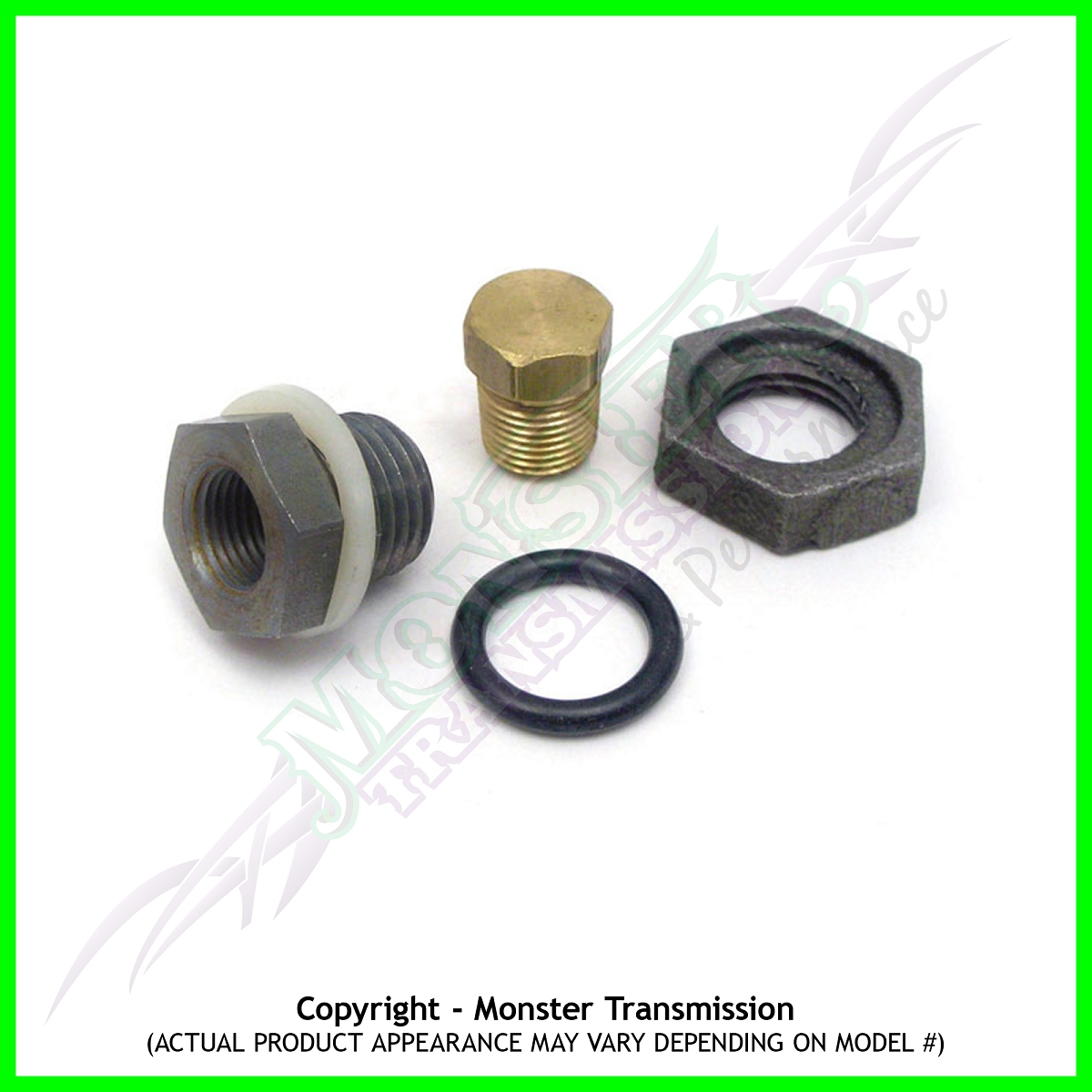 superior universal drain plug kit monster transmission parts