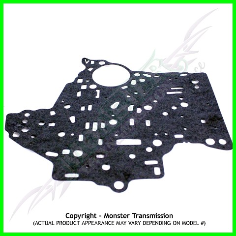 TH400, 3L80 Gasket, Valve Body to Spacer Plate (7 Check Ball Type) (L87-98)