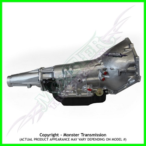 400 Turbo Transmission >> Turbo 400 Th400 Transmission Heavy Duty Performance 9 Tail Th400