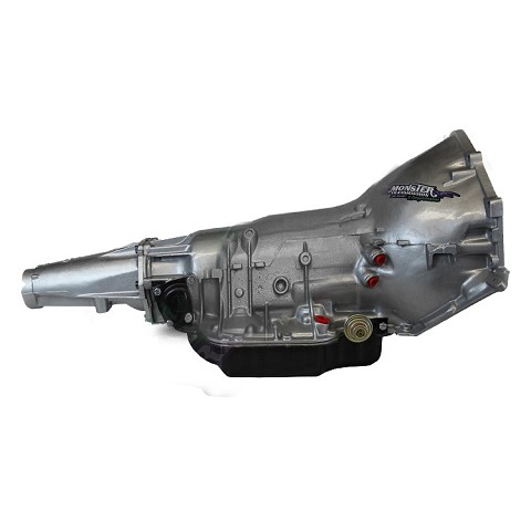 "Turbo 400 TH400 High Performance Race Transmission 2WD : 9"" Tail"
