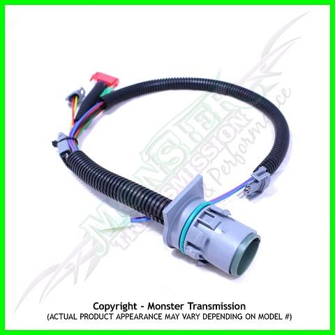 4l80e wiring harness gm chevrolet wire harness  internal repair  exc jaguar   94 03  4l80e wiring harness failure gm chevrolet wire harness  internal