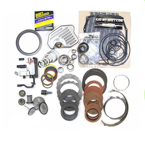 4R70W Mega Monster Transmission Complete Rebuild Kit: 2004-2007