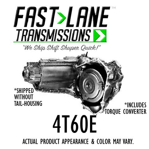 Transmission Torque Converter >> Fast Lane 4t60e Transmission With 4t60e Torque Converter