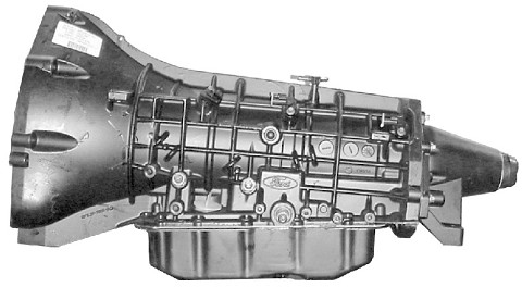 5R55 Transmission Remanufactured 2WD