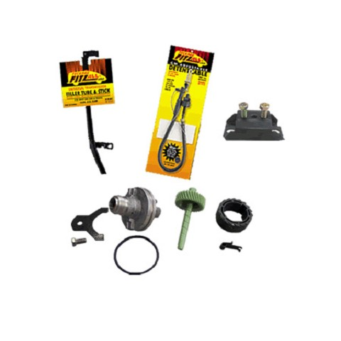 200-4R Transmission 2WD Conversion Kit (shift into overdrive!)