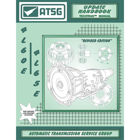 Technical UPDATE Book / Manual: 4L60E Transmission 1993-UP
