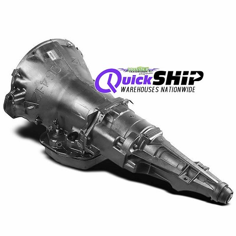 Quick Ship 46RE Transmission with Free Torque Converter